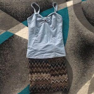 Wet Seal Summer Skirt